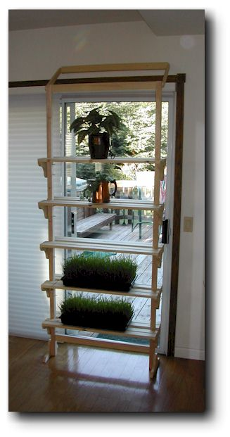 Plant Stand Woodworking Plans
