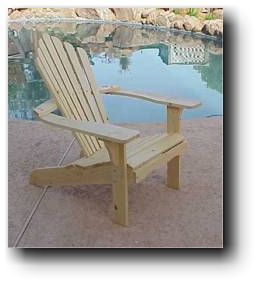 award winning adirondack chair wood plans