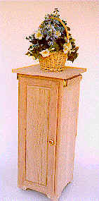 Ironing Cabinet Woodworking Plans