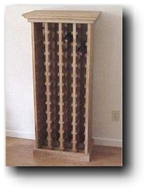 wine rack woodworking plans