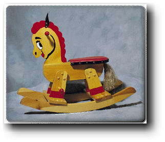 Rocking Horse Woodworking Plans